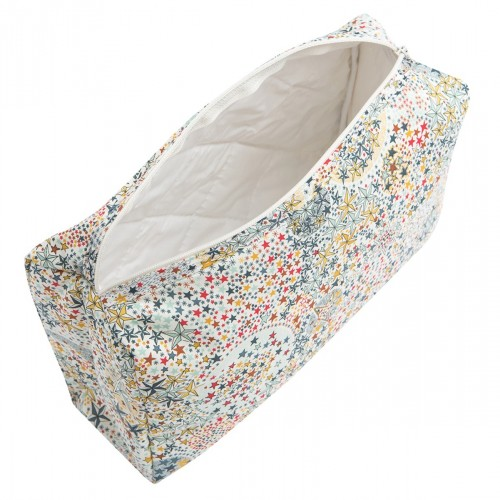 Trousse de toilette liberty Etoiles multicolores