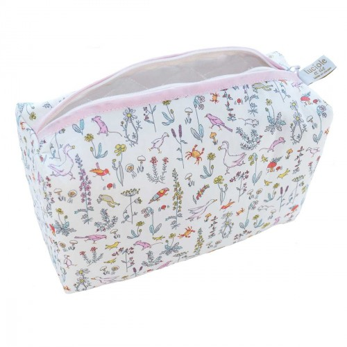 Trousse de toilette bebe fille Liberty Alice