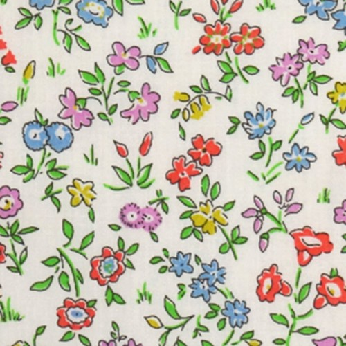 Taie d'oreiller 65 x 65 fille Liberty Meadow Sweet