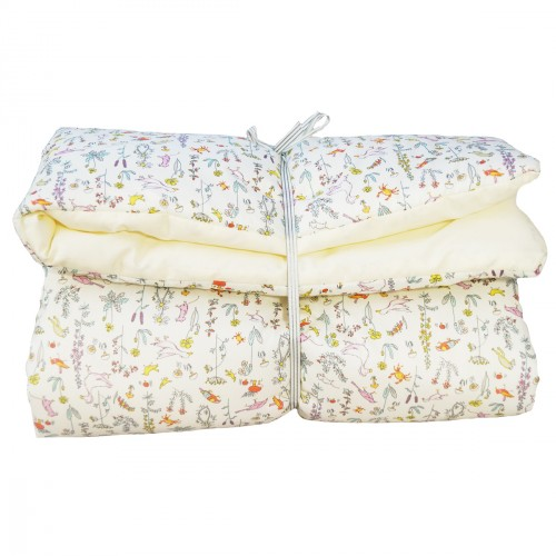 Baby duvet in Liberty fabric Betsy