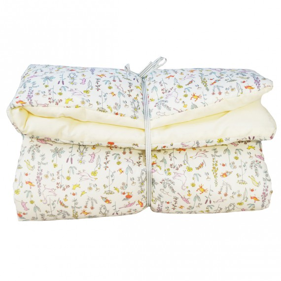 Baby Play Mat Liberty Fabric Alice Luciole Et Cie