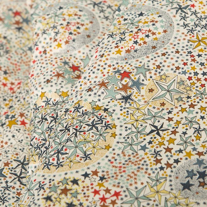 Gigoteuse liberty étoiles Multicolores TOG 2 (58 cm)