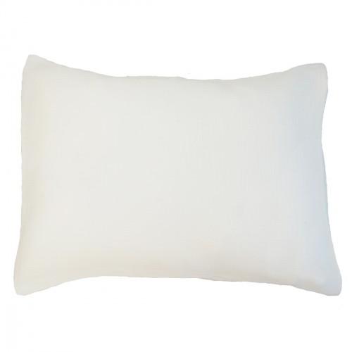 parure de lit enfant en double gaze de coton blanc