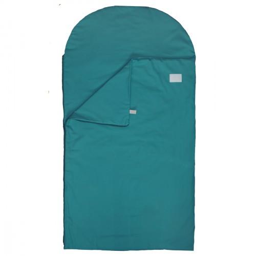 Sac de couchage pour sieste ecole bleu
