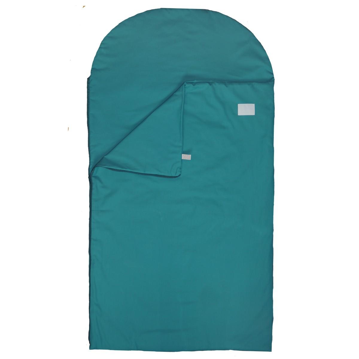 Sac de couchage école maternelle bleu 60 x 130