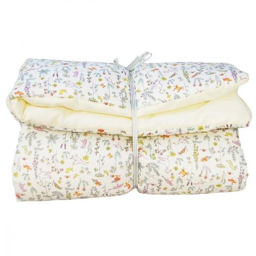 Tapis d'éveil bébé fille en coton Liberty Betsy