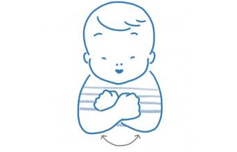 Le langage des signes pour bébés